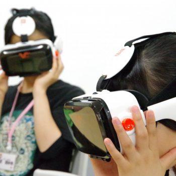 個別相談会VR保育士・介護福祉士体験コラボ企画