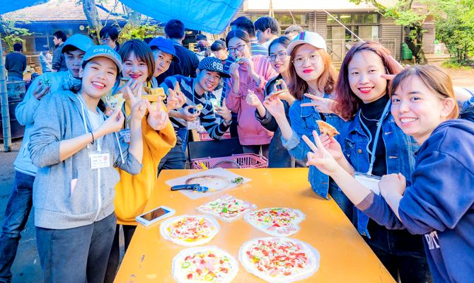春期ピクニック in 黒川青少年野外活動センター