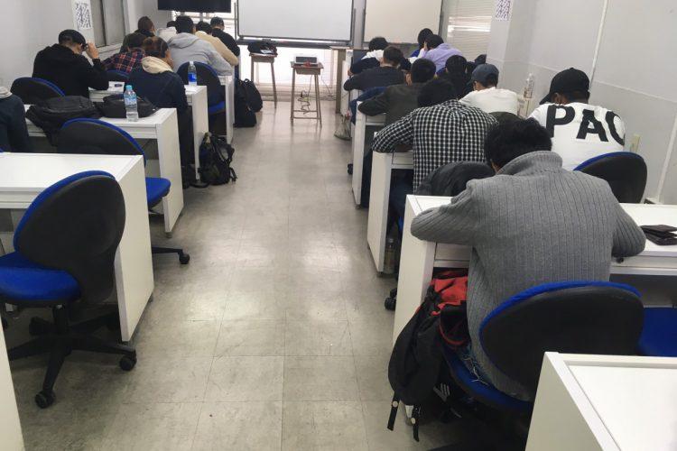 JLPT対策授業