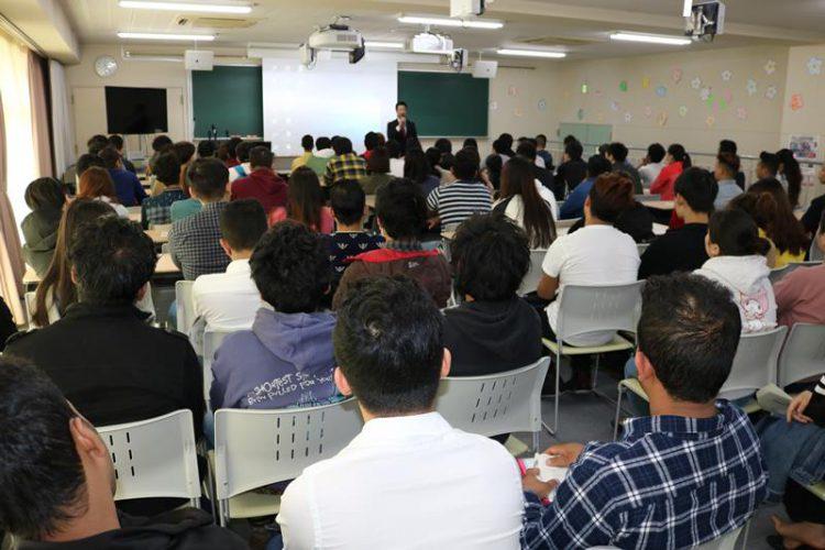 2019留学生向け募集要項(願書)・パンフレットについて