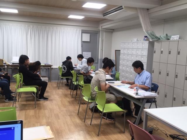 留学生「推薦入試」出願期間のお知らせ!